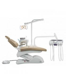 Olsen Prince Logic Plus - стоматологическая установка с нижней подачей инструментов
