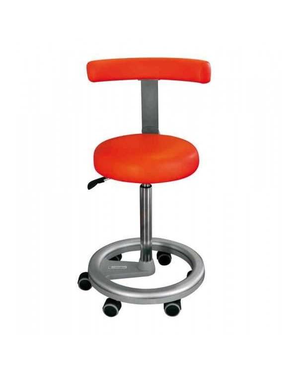 Omega Light - стул для установок Chiromega с тонкой спинкой