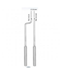 Остеотом bajonett, 2,8 мм