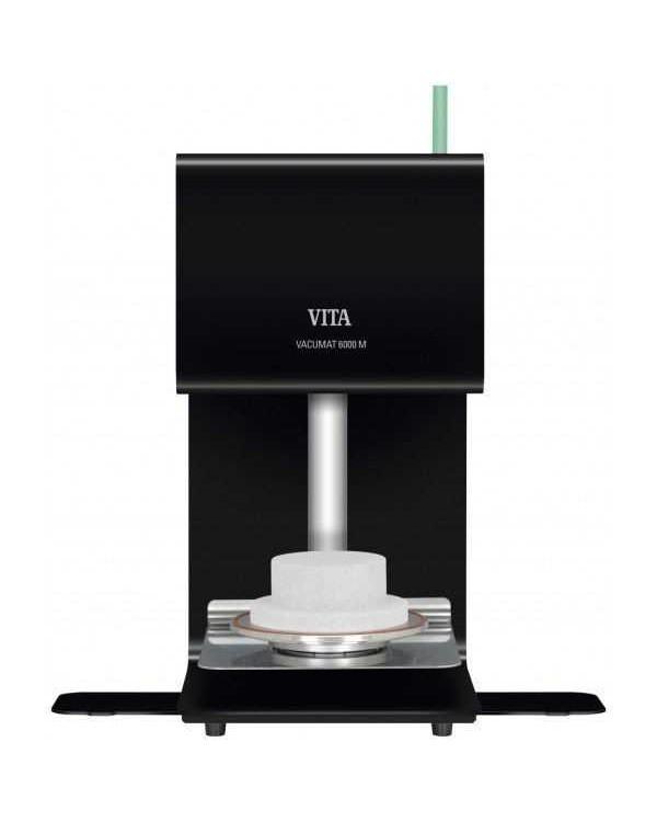 VITA VACUMAT 6000M - печь для обжига керамикис вакуумным насосом и панелью управления VITA vPad excellence