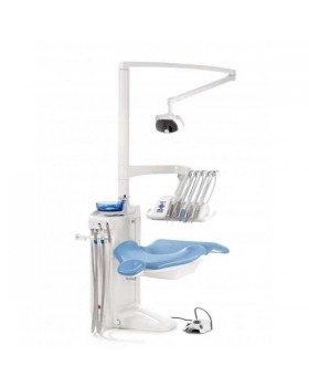 Planmeca Compact i Classic (Dry) - стоматологическая установка с сухой системой аспирации