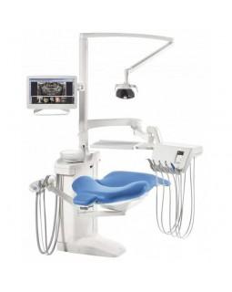 Planmeca Compact i Touch - стоматологическая установка с сенсорной панелью и сухой аспирацией