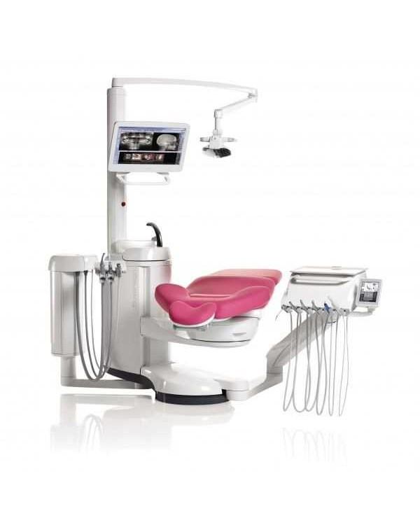 Planmeca Sovereign - стоматологическая установка класса hi-end