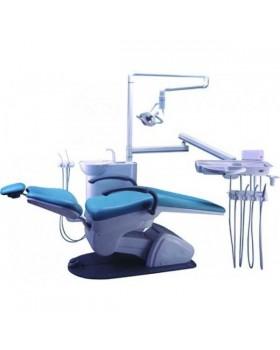 Premier 05 - стоматологическая установка с нижней подачей инструментов, стулом врача и ассистента