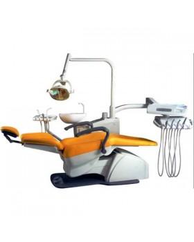 Premier 10 - стоматологическая установка с нижней подачей инструментов, стулом врача и ассистента