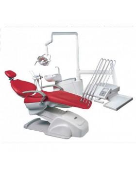 Premier 11 - стоматологическая установка с верхней подачей инструментов, стулом врача и ассистента