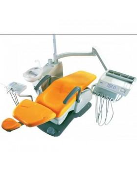 Premier 16 - стоматологическая установка с нижней подачей инструментов, стулом врача и ассистента
