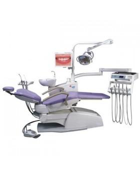 Premier 18 Comfort - стоматологическая установка с нижней подачей инструментов, стулом врача и ассистента