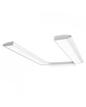 Бестеневой светильник Primo U 4 лампы по 54 Вт, 2 лампы по 24 Вт