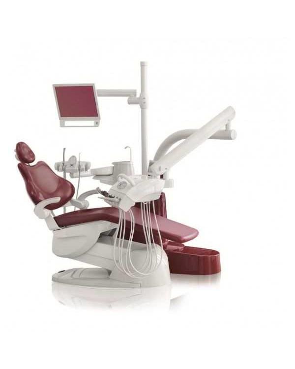 Primus 1058 S - стоматологическая установка с нижней подачей инструментов