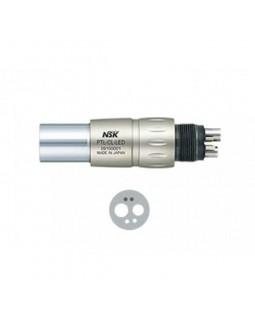 PTL-CL-LED - быстросъемный переходник с оптикой