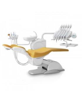 Puma Eli - стоматологическая установка с верхней подачей инструментов