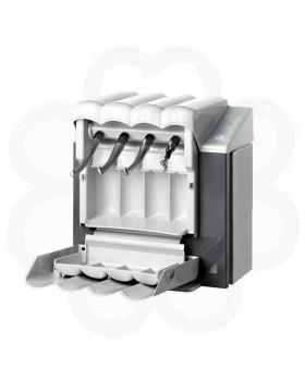 QUATTROcare PLUS 2124А - программно-управляемый прибор для чистки, смазки и ухода за четырьмя наконечниками одновременно