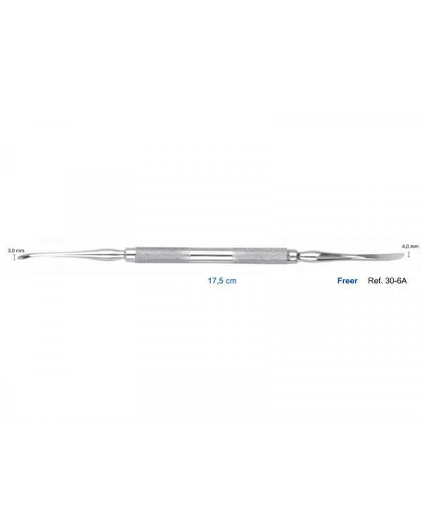 Распатор Freer, 17,5 см, 3,0-4,0мм