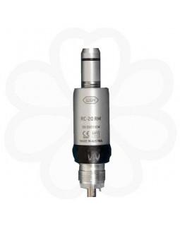 RC-20 RM - пневматический микромотор, без спрея, для 4-х канального соединения Midwest