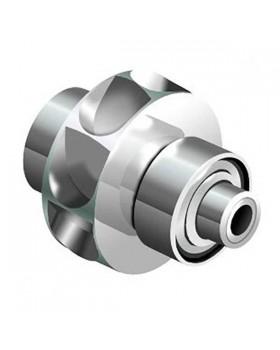 Роторная группа 060 к турбинам НТКсд-300 с керамическими шарикоподшипниками