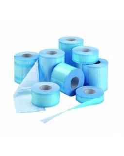 Рулоны для стерилизации с индикатором, бумага-пластик, 100 мм х 200 м