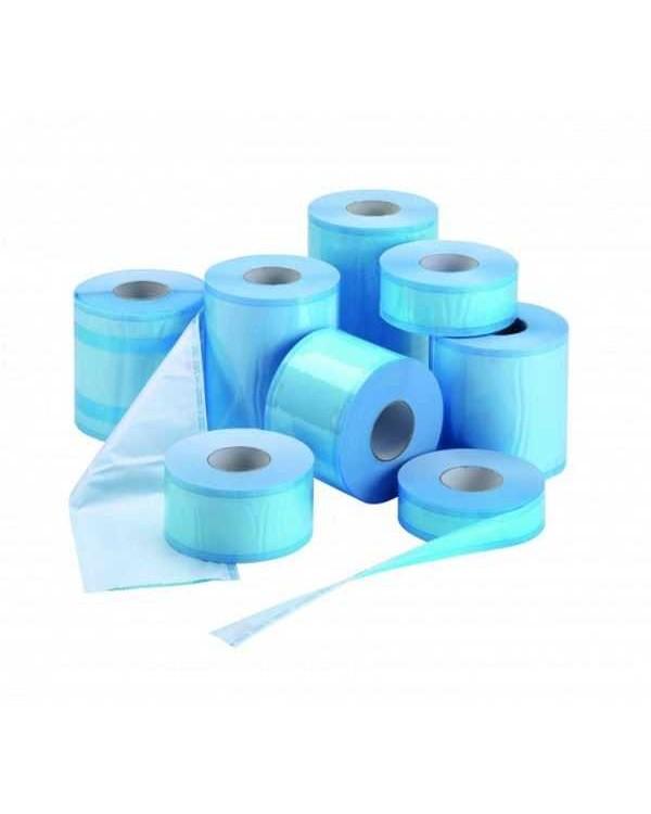 Рулоны для стерилизации с индикатором, бумага-пластик, 300 мм х 200 м