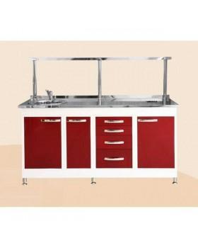С1РМГ - стол рабочий гипсовочный (цельнометаллический) 1900х650х900 мм