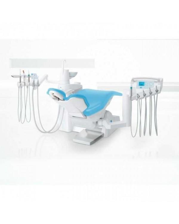 S220 TR International - стоматологическая установка с нижней подачей инструментов