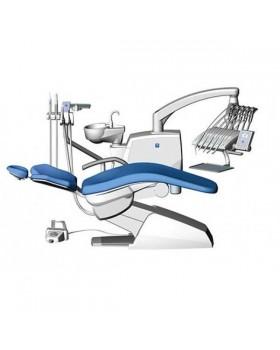 S250 Continental - стоматологическая установка с верхней подачей инструментов