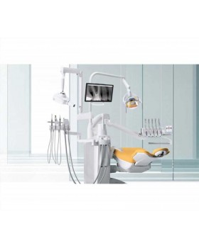 S280 TRC - стоматологическая установка с верхней или нижней подачей инструментов