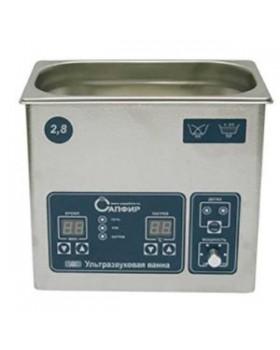 Сапфир 10456 - ультразвуковая ванна 2,8 л
