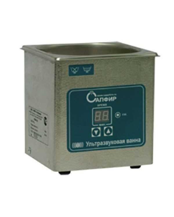 Сапфир 11002 - ультразвуковая ванна без нагрева 0,8 л