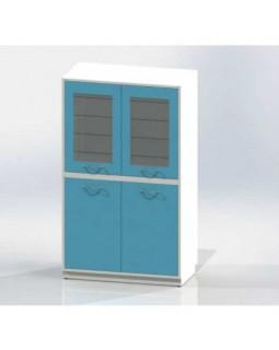 ШМБе-2см - шкаф закрытого типа, 2 секции, УФ-бактерицидный облучатель
