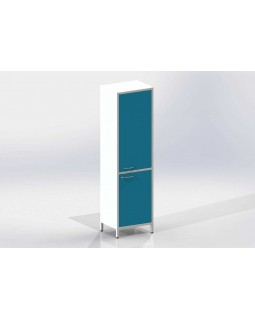 Шме-1мм эконом - шкаф закрытого типа, 2 секции