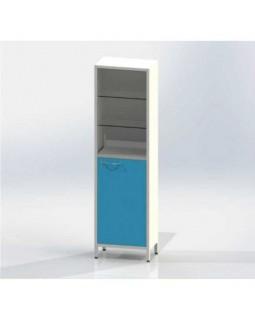 Шме-1см эконом - шкаф закрытого типа, 2 секции