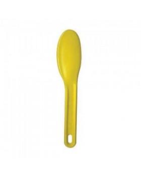 Шпатель для гипса и альгинатов пластиковый, 19 см, желтый