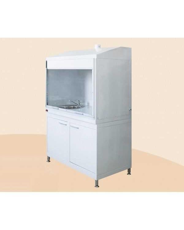 ШВ - шкаф лабораторный с вытяжкой, 1300 мм