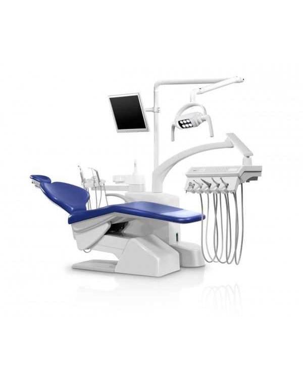 Siger S30 - стоматологическая установка с нижней подачей инструментов