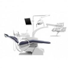 Siger S30 - стоматологическая установка с верхней подачей инструментов