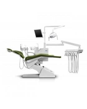 Siger U200 - стоматологическая установка с нижней подачей инструментов