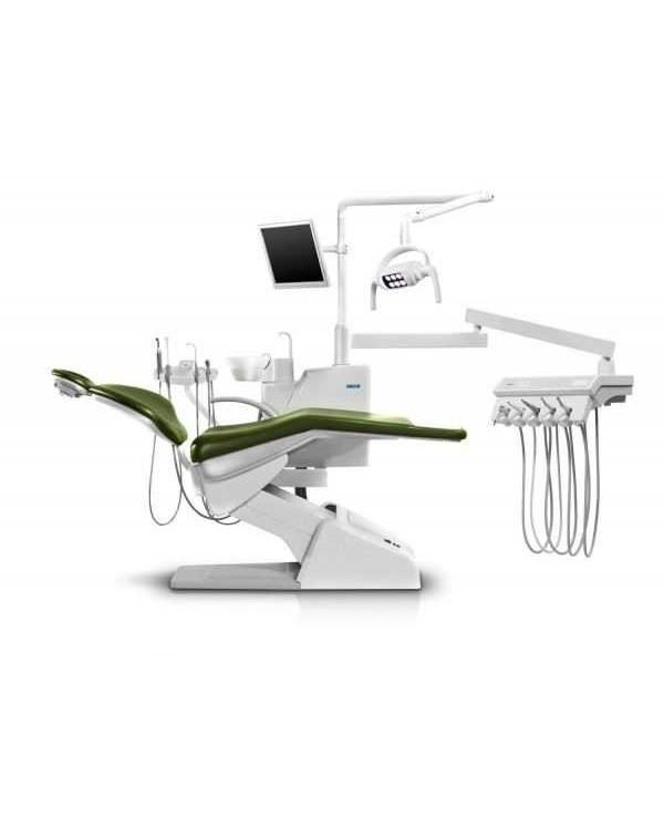 Siger U200 SE - стоматологическая установка с нижней подачей инструментов