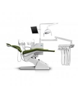 Siger U200 - стоматологическая установка с нижней подачей инструментов, с сенсорной панелью