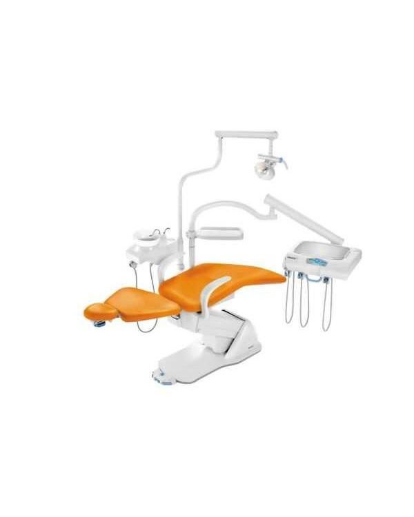 Синкрус Элит 2 - стоматологическая установка с нижней подачей инструментов