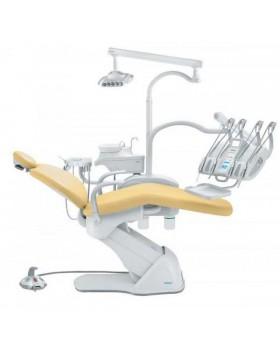 Синкрус Элит 4 - стоматологическая установка с верхней подачей инструментов