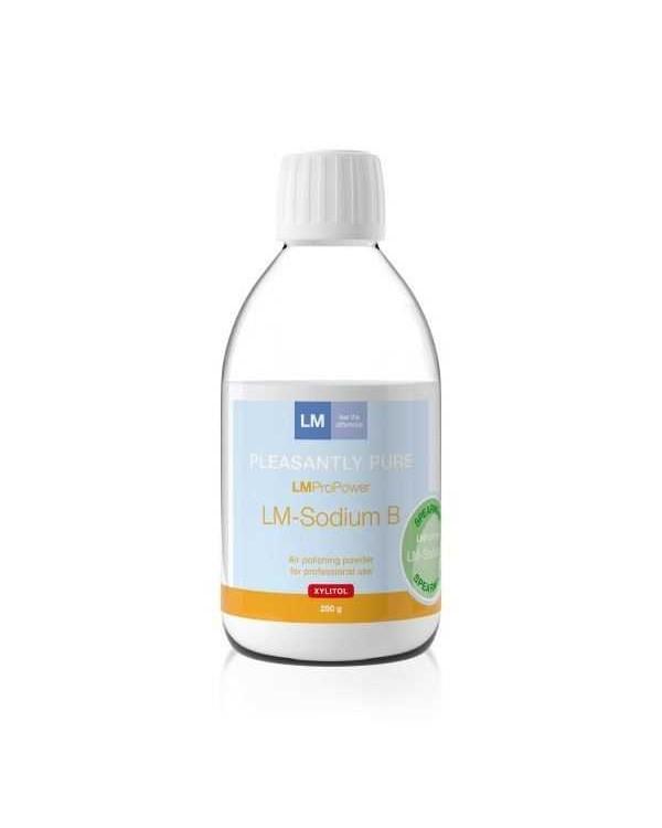 Sodium B Spearmint - порошок профилактический, полировочный, 250 гр