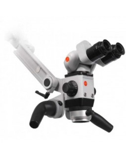 SOM 62 Moto - моторизованный операционный микроскоп с электромагнитной системой Free Motion