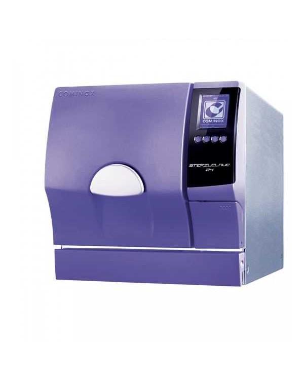 SterilClave 18 BHD - автоматический автоклав класса B с вакуумной сушкой и автоматической системой наполнения водой, 18 л