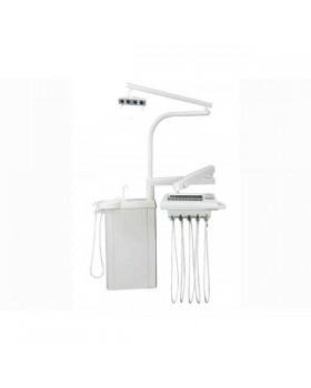 STOMADENT GLANC - стоматологическая установка с нижней подачей инструментов