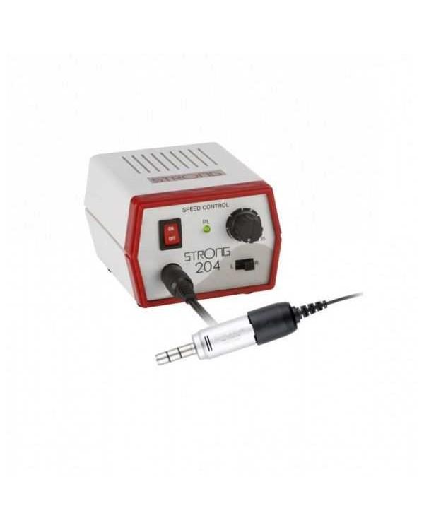 Strong 204/108E - щеточный микромотор с микромотором 108E, 35000 об/мин