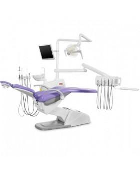 SV-10 - стоматологическая установка с нижней подачей инструментов