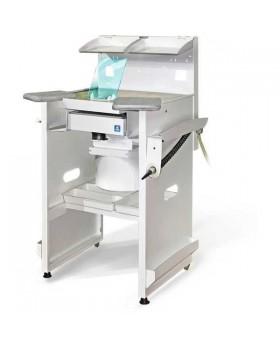 СЗТ 1.2 ДРИМ - стол зубного техника серии ДРИМ для лабораторий и врачебных кабинетов, столешница 530  times; 470 мм, высота 830 мм