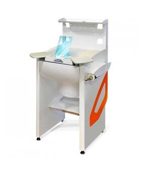 СЗТ 2.0 ДРИМ - стол зубного техника серии ДРИМ, предназначен для лабораторий и врачебных кабинетов