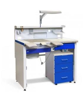 СЗТ 4.2 МАСТЕР ТЕХНО - современный и эргономичный стол зубного техника