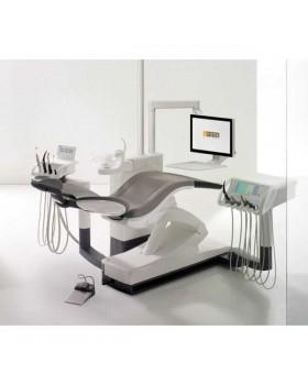 TENEO - стоматологическая установка с нижней подачей инструментов